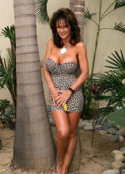 Jolie cougar